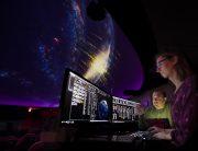 Planetarium Console